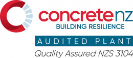 ConcreteNZ Audit Logos WIDE STRAP